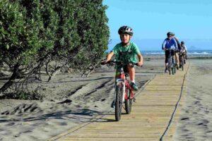 Ōpōtiki secures $4.5m for cycleways, footpaths, horse trails