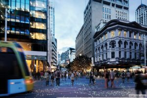 Auckland streets upgrade plan secures $1.4m funding