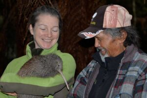 Queenstown kiwi go wild in Whirinaki