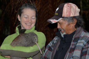 Queenstown kiwi go wild in Whirinaki