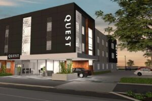 Quest sets opening date of new apartment hotel
