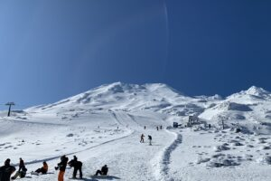 Busy weekend sees 13,000 head up Ruapehu