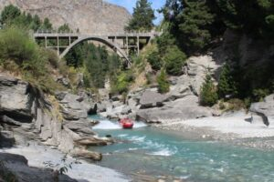 Bridge options to be explored at Shotover River