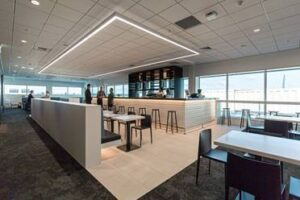 Air NZ opens refurbished Auckland domestic lounge