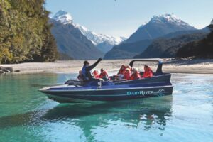 NTT to restart Dart River Adventures