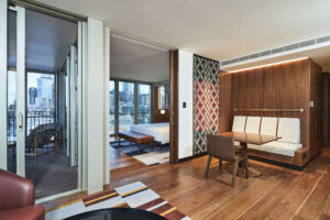 $200m Park Hyatt hotel opens its doors