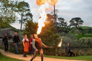 Hobbiton celebrates sold-out International Hobbit Day