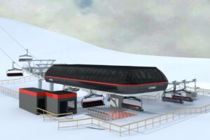 NZSki invests in country's first 8-seater chairlift