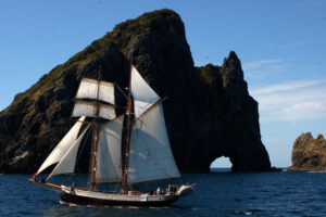 New 3-day voyage launches in Bay of Islands