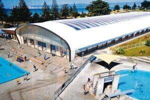Work starts on Olympic pool redevelopment