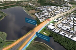 $360m Northern Pathway to run on west side of motorway