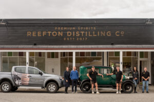 Distillery targets quadrupling visitors with $928k PGF loan