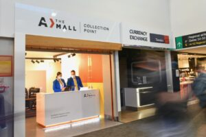 Auckland Airport opens The Mall for domestic travellers