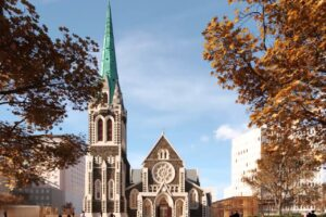 Fly through: $154m Cathedral concept revealed