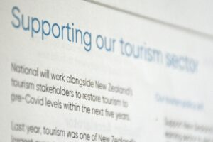 Nats unveil NZ tourism festival, new industry fund