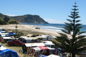 Gisborne changes freedom camping rules