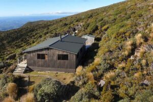Bookings for busy mountain hut goes online