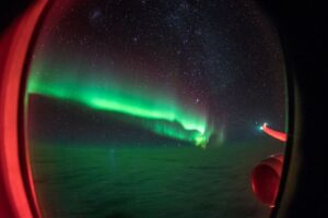 Viva Expeditions' Southern Lights flight sold out