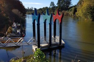 Waikato river works open tourism opportunities