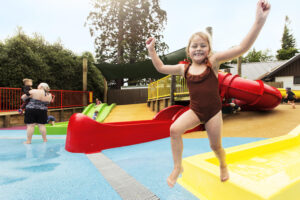 Hanmer Springs opens new water playground