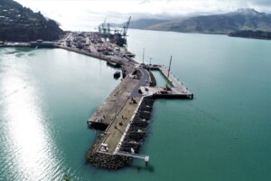 $67m Lyttelton cruise berth opens for business