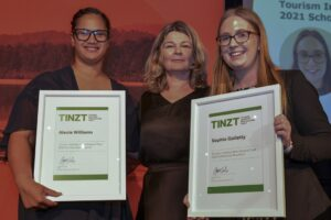 TIA awards $4500 tourism scholarships