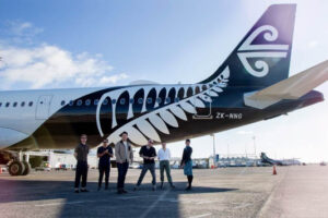 Dunedin economy benefits from Air NZ's SIX60 flight