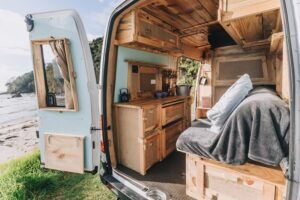 Surge in first-time campervanners forecast