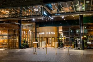 The Grand by SkyCity wins business hotel award