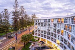 Flood damage closes Napier's Scenic Te Pania Hotel