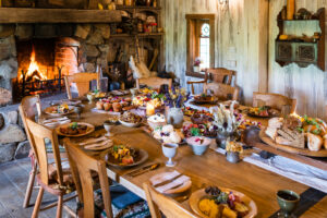 Hobbiton launches 'Second Breakfast' tour