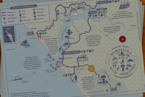 Northland relaunches Wandering with Ancestors self drive map