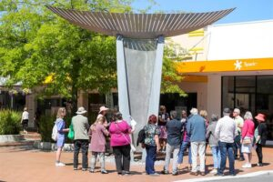 Hastings hosts free public summer art tours