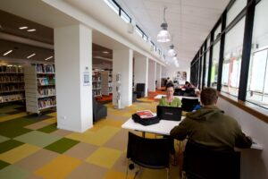 Stratford i-SITE moves to library