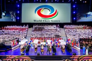 NZ to host 2024 World Choir Games