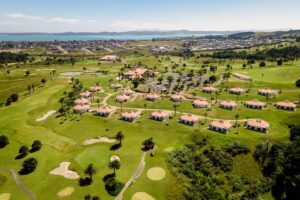 EVENT opens first golf resort