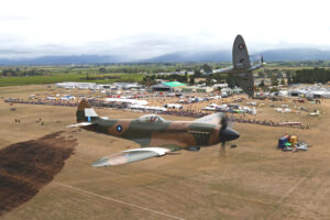 2021 Omaka airshow to be largest in Southern Hemisphere