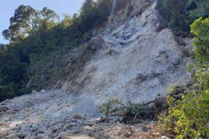 Dangerous slip closes Rotorua walkway