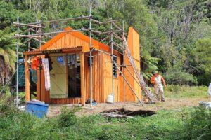DOC upgrades historic East Coast hut