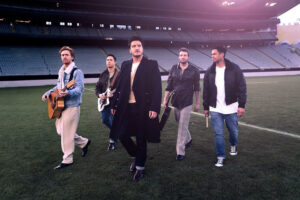 Six60 to be first to play concert at Eden Park