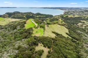 Eco-resort touted for coastal Auckland land sale on Hibiscus Highway