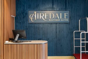 Airedale Boutique Suites: Auckland landmark goes back to the future