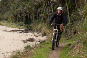 Safety first for Heaphy Track mountain biking – DOC