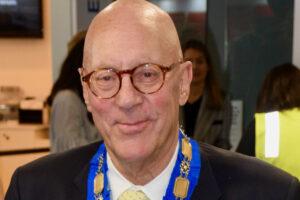 Wayfare chair, Queenstown mayor Boult recognised