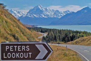 New story telling stop near Aoraki Mt Cook
