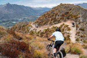 Queenstown bike trails close for winter