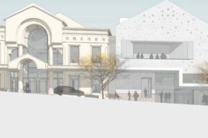 Work begins on Timaru theatre and museum