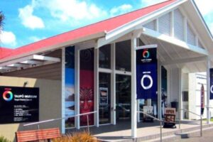 Section of Taupo Museum closes for refresh