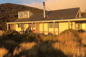 Ruahine Forest Park hut reopens with upgrades