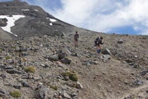 All routes to Mount Taranaki summit closed for Rāhui